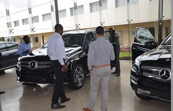 Weststar hosts global training for mercedes benz dealers for Mercedes benz dealer northern blvd