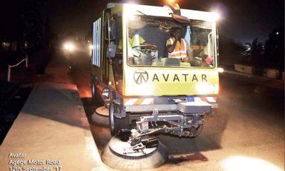 mechanized-sweeping
