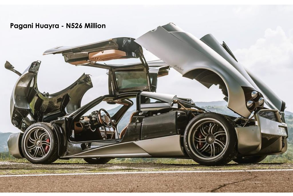 supercars in nigeria