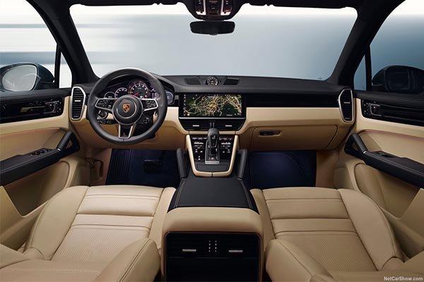 2018 porsche cayenne interior autojosh Porsche cayenne interior parts