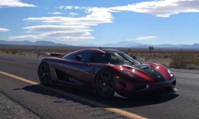 It's Been 3 Years Since Koenigsegg Agera RS Set New Speed Record Of 278mph - autojosh
