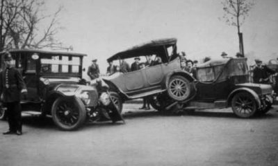 first car accident image