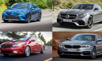 safest 2018 cars
