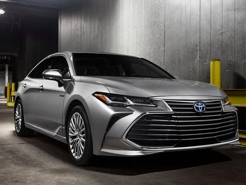 New 2018 Toyota Avalon For Sale Houston Tx: The All New 2019 Toyota Avalon Is Full Of Sophistication