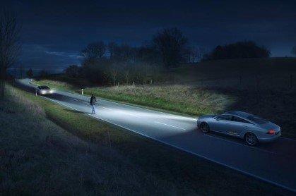 adaptable headlights technology