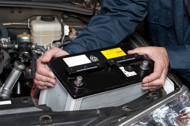 car battery replacement