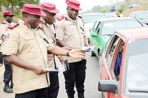 frsc reckless driving