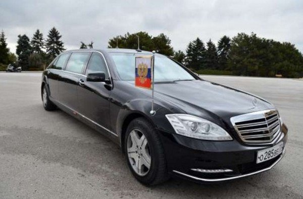 presidential car russia