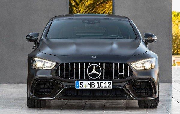 Mercedes-AMG GT Four-Door