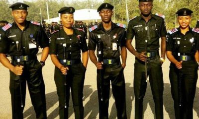 nigeria police force ranks