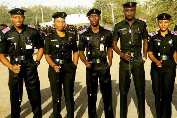 nigeria police force ranks