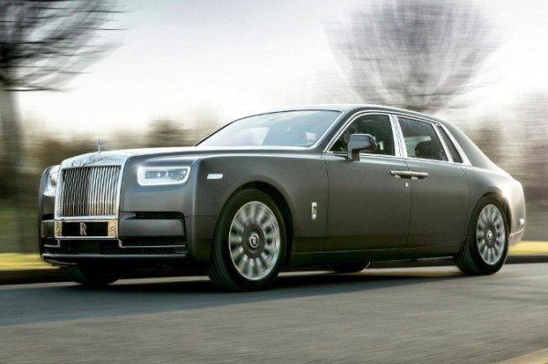 Rolls Royce The Gentleman's Tourer