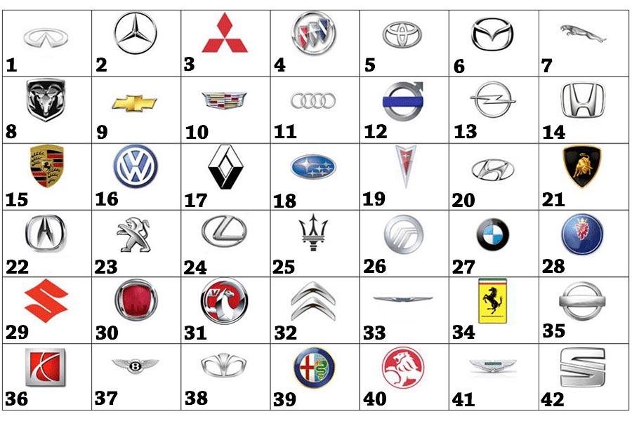 car logo game