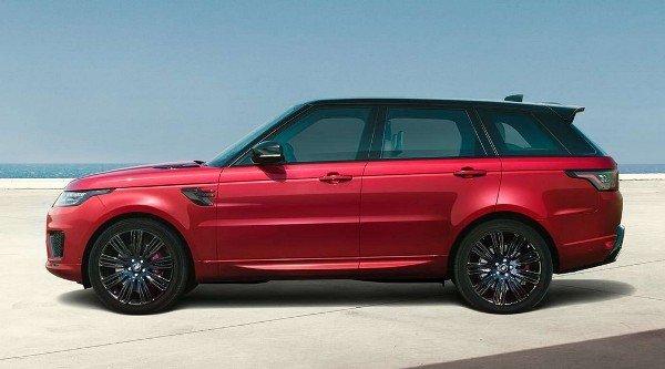 2017 Range Rover Sports