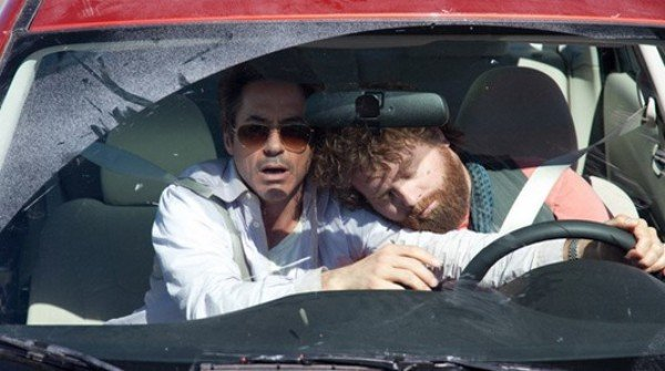 sleeping and driving