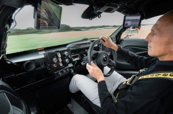McLaren BP23 'Hyper-GT'