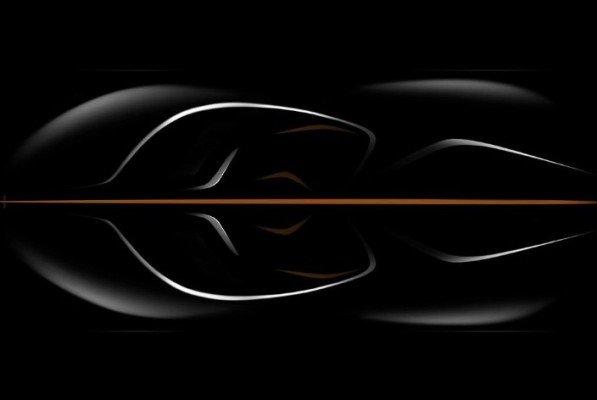 McLaren BP23 'Hyper-GT' sketch