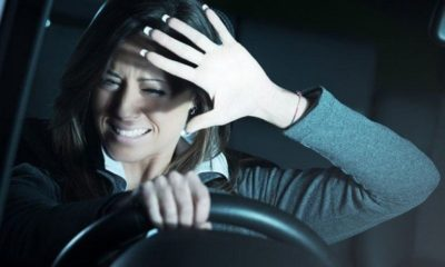 night driving with poor vision