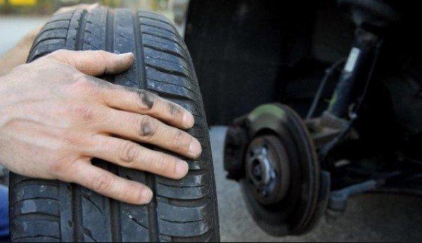 car tire rotation
