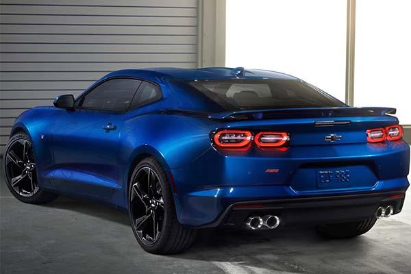 Rumor: Next Generation Chevrolet Camaro To Be A 4-Door Performance EV