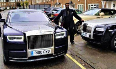 Rolls-Royce Collector, Bolu Akin-Olugbade, Dies - autojosh