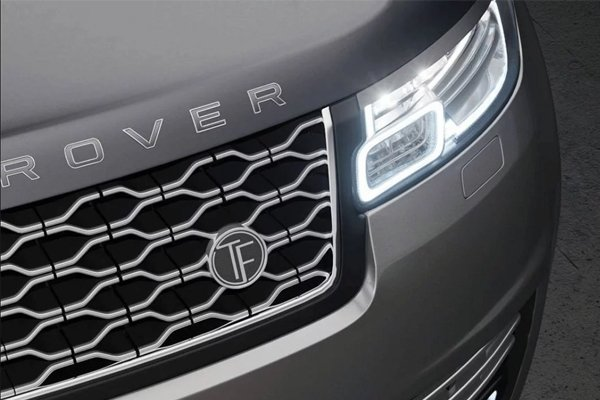 Range Rover 6×6