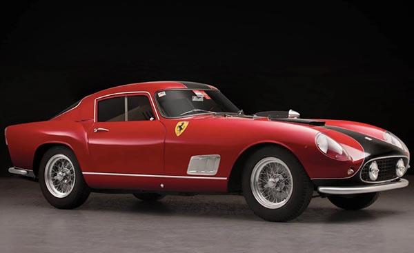 1957 Ferrari 250 TdF