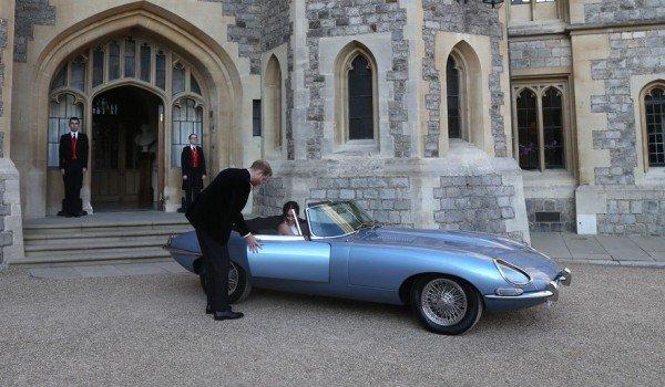 Vintage Jaguar E-Type