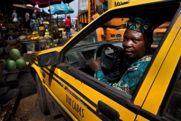nigerian taxi driver