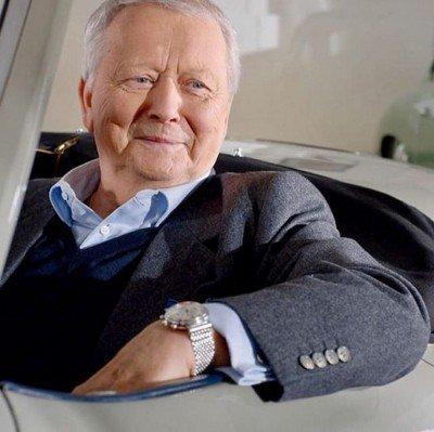 Dr. Wolfgang Heinz Porsche