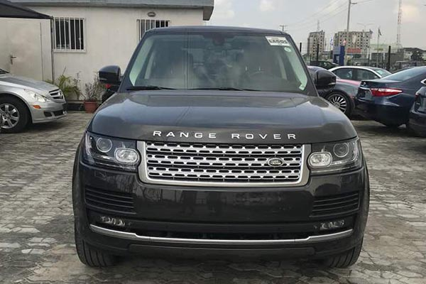 2014 Range Rover HSE