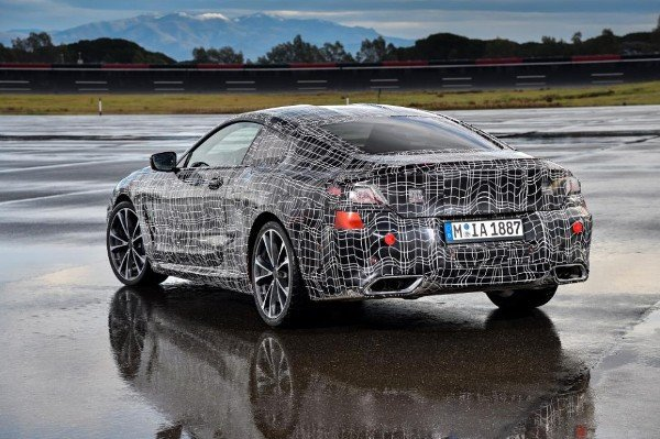 bmw series 8 coupe