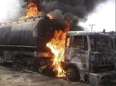 suleja minna tanker explosion