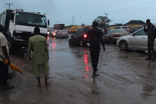 Lagos-Badagry Expressway