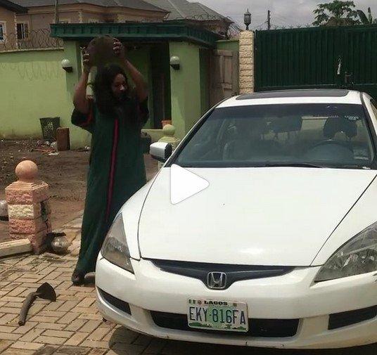 nollywood scene