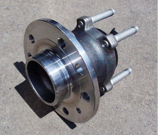 wheel-bearing-attached-to-hub