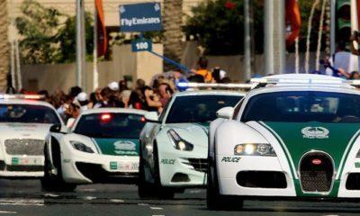 "See Olopa Motor For Dubai.. God Help Us, Dino Melaye ""Shocked"" After Seeing Dubai Police Car - autojosh"