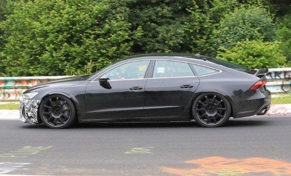 New Audi RS 7