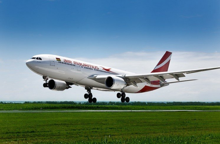 airline Mauritius
