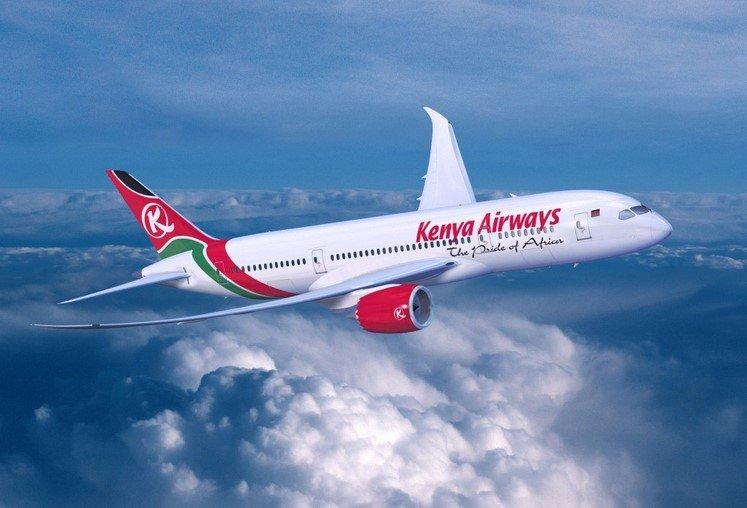 airline kenya