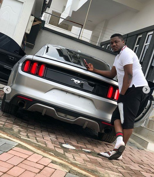 cdq ford mustang