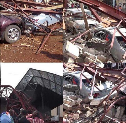 crushed cars delta