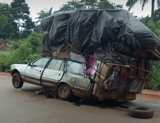 overloaded 505 wagon 3