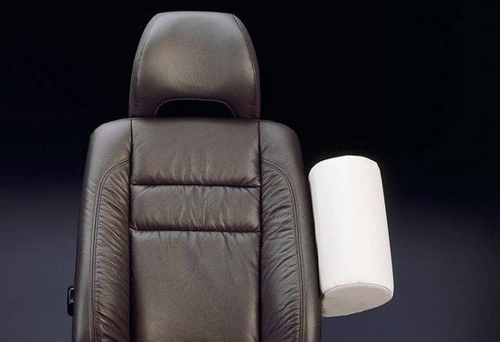 volvo siide impact protection