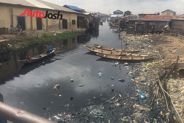 Waterways In Yaba