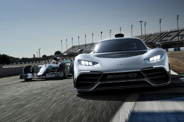 $2.7M Mercedes-AMG One Customer Deliveries Reportedly Delayed Till 2022 - autojosh