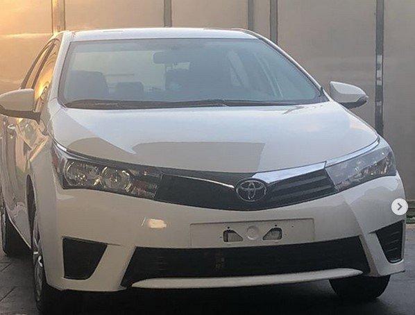 bbn khloe new car