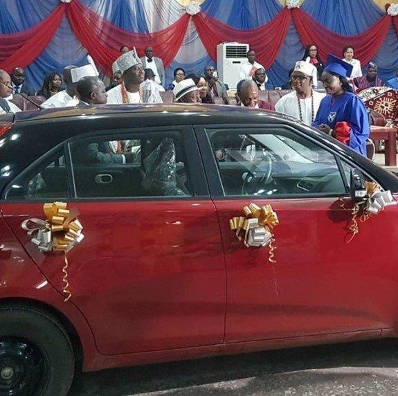 best graduating student car