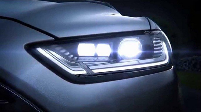 headlight led