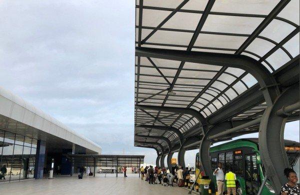 kotoka international airport terminal 3 ghana
